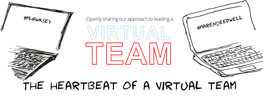 Virtual Teams: The heartbeat of a virtual team